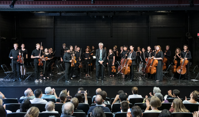 Orchestra performance 2019
