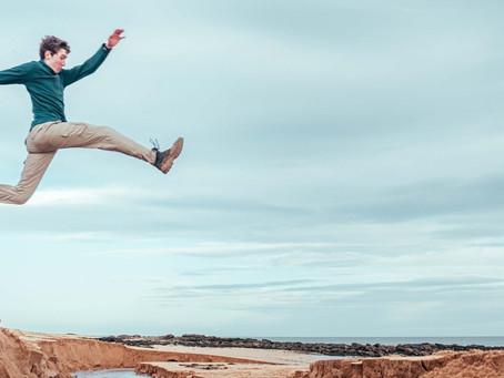 Transitioning through Change: Take the Leap!
