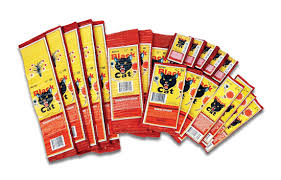 MultiCount Black Cat Firecrackers
