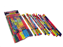 Big Pack Assorted Roman Candle