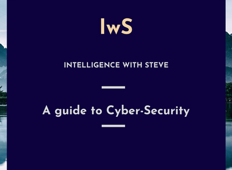 A guide to Cyber-Security