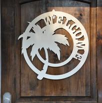 Door Welcome Sign.JPG