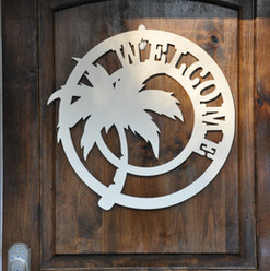 Door Welcome Sign.JPG