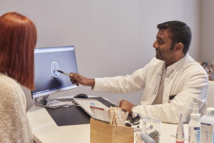 Dr. Sanjay Menon
