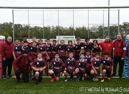 U14 - CSCE/RCTR 105  - Rugby Club Mons 0