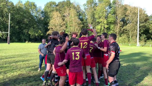U18 - Rugby Black Star Charleroi 0 v CSCE 64