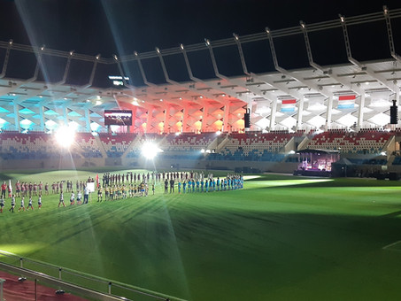 Inauguration Stade de Luxembourg