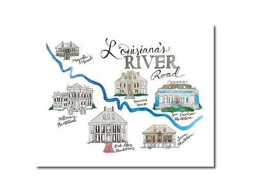 River Road 8x10 Print