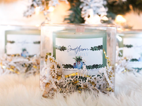 Southern Holiday Candle