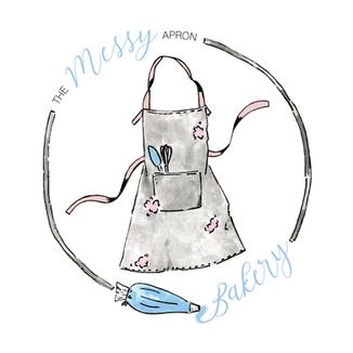The Messy Apron logo