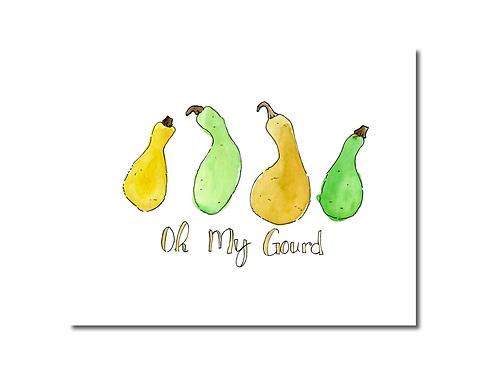 Oh My Gourd!