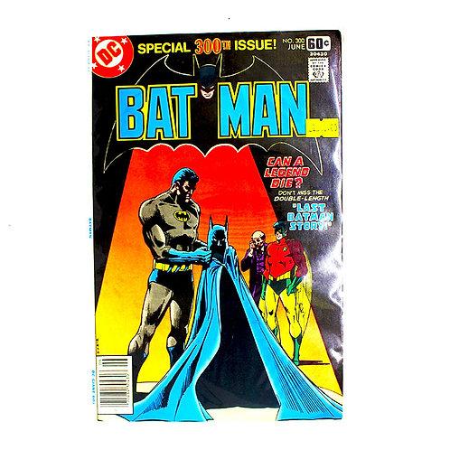 BATMAN NO 300 JUNE