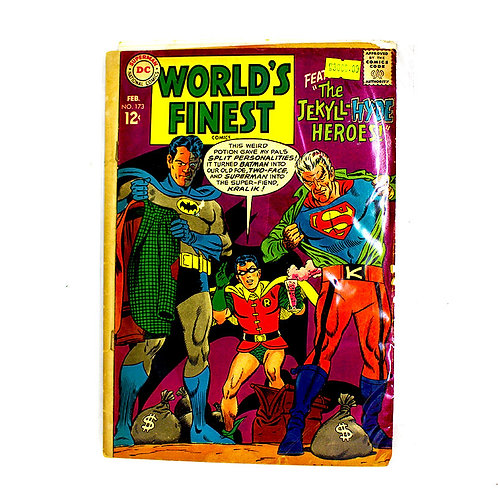 WORLDS FINEST NO. 173 FEB