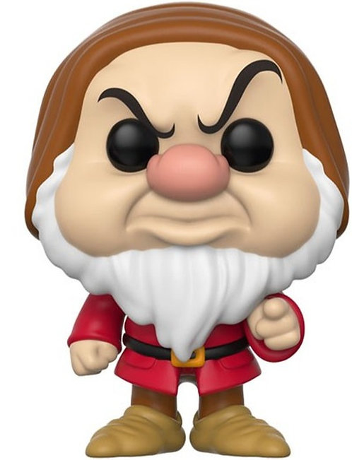 FUNKO POP! DISNEY SNOW WHITE - GRUMPY VINYL FIGURE #345 [FINGER POINTING]