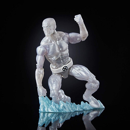 X-MEN RETRO MARVEL LEGENDS 6-INCH ACTION FIGURES ICE MAN