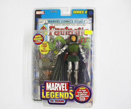 DR DOOM - Marvel Legends Series 2