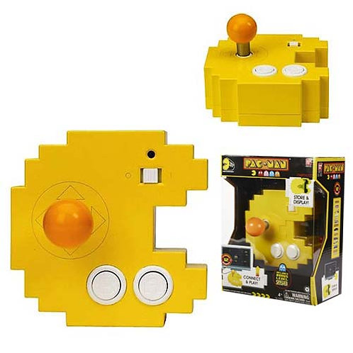 PAC-MAN CONNECT AND PLAY 12-IN-1 TV GAME