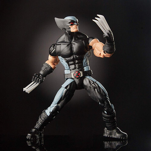 X-FORCE MARVEL LEGENDS 6-INCH ACTION FIGURES WOLVERINE