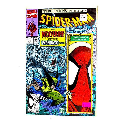 SPIDERMAN 11 TH JUNE 4-5