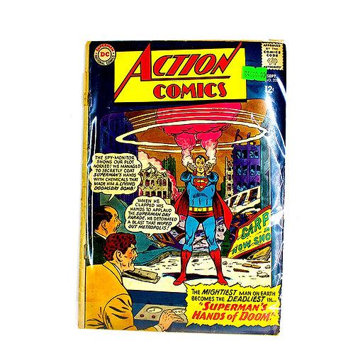 ACTION COMICS SUPERMAN NO.328 SEPT.