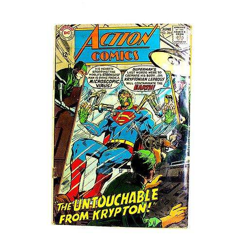 ACTION COMICS SUPERMAN NO.364 JUNE