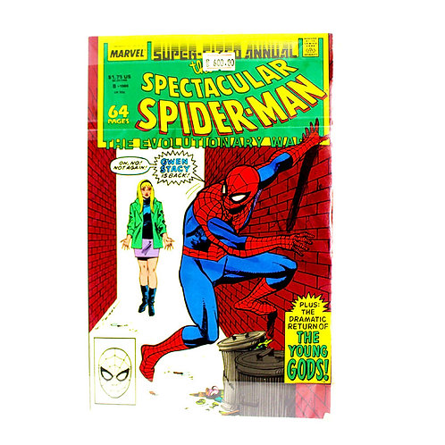 SPIDERMAN NO 8. 1988