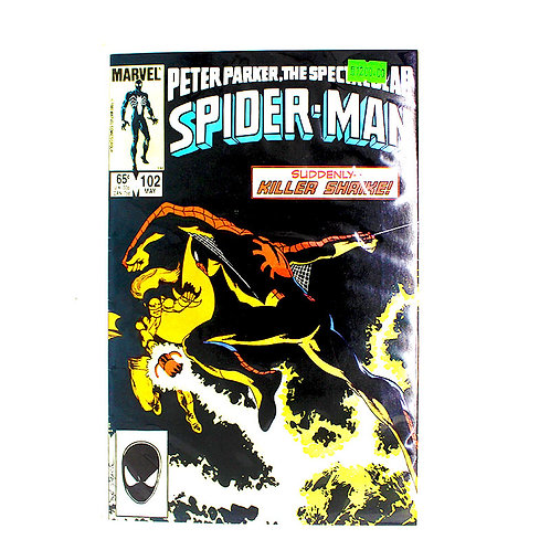 SPIDERMAN NO.102 MAY