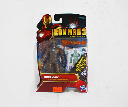 IRON MAN 2 COMIC SERIES ARMOR