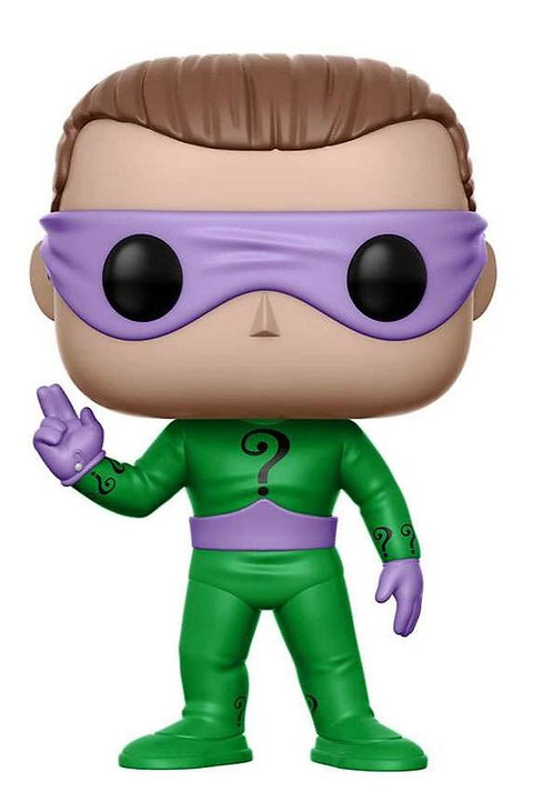 FUNKO POP! THE RIDDLER #183 [Wearing Mask, Regular Version]