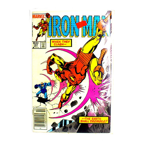 IRON MAN NO. 187 OCT
