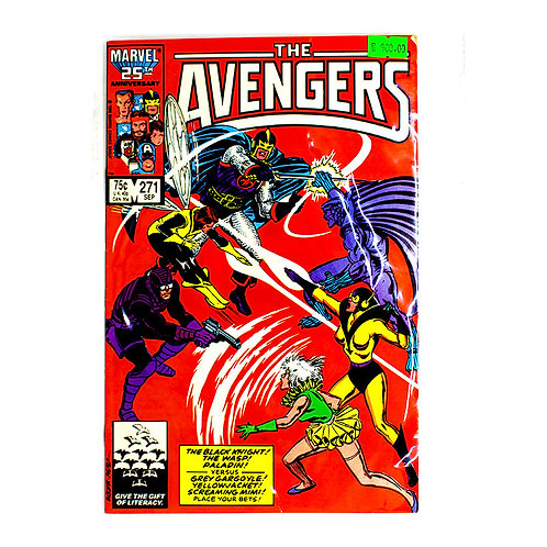 THE AVENGERS NO. 271 SEP