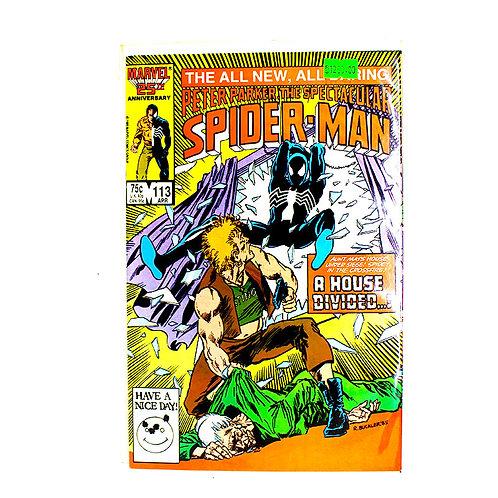SPIDERMAN NO. 113 APR