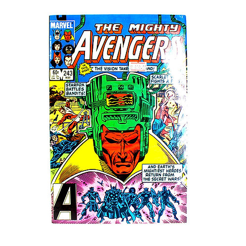 THE MIGHTY AVENGERS NO 243 MAR