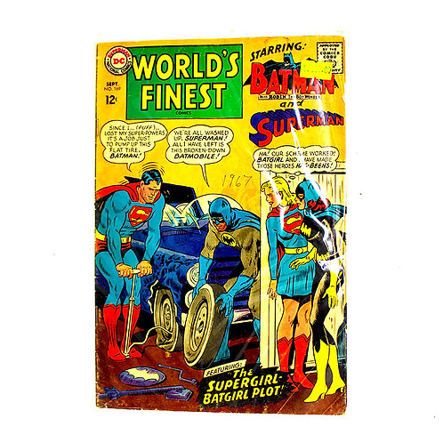 WORLDS FINEST NO. 169 SEP