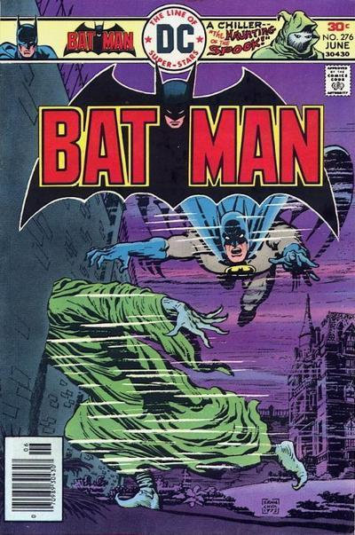 BATMAN NO 276 JUNE