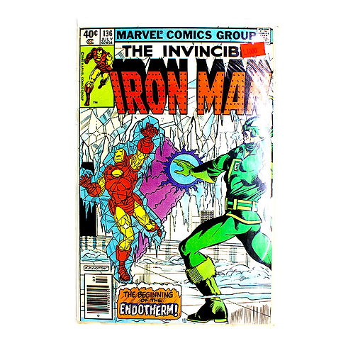IRON MAN NO. 136 JULY
