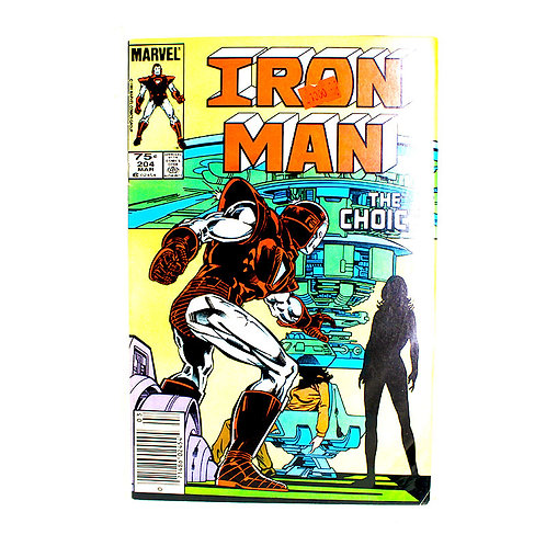 IRON MAN NO. 204 APR