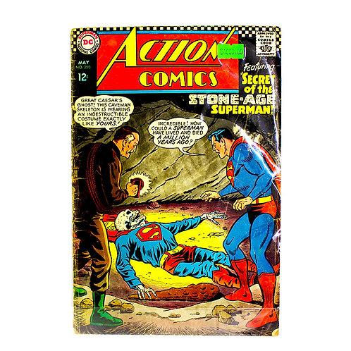 ACTION COMICS SUPERMAN NO.350 MAY