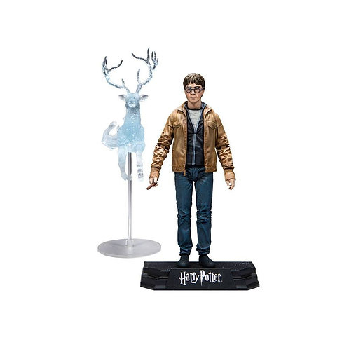 HARRY POTTER SERIES 1: 7-INCH ACTION FIGURE -HARRY POTTER