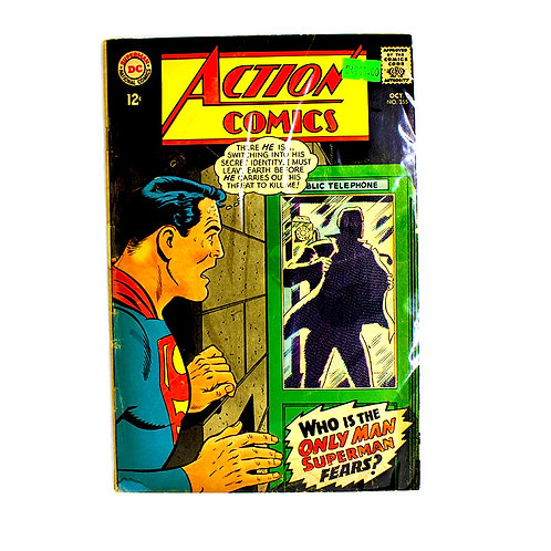ACTION COMICS SUPERMAN NO.355 OCT
