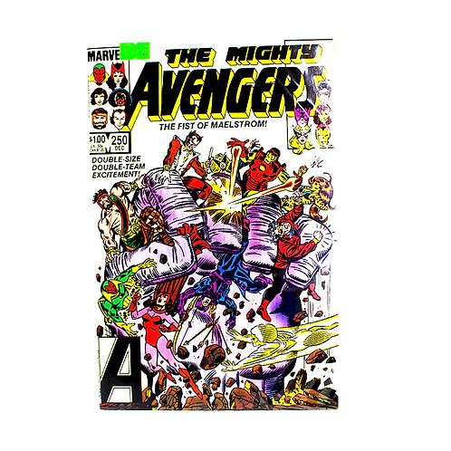 THE MIGHTY AVENGERS NO 250 DEC