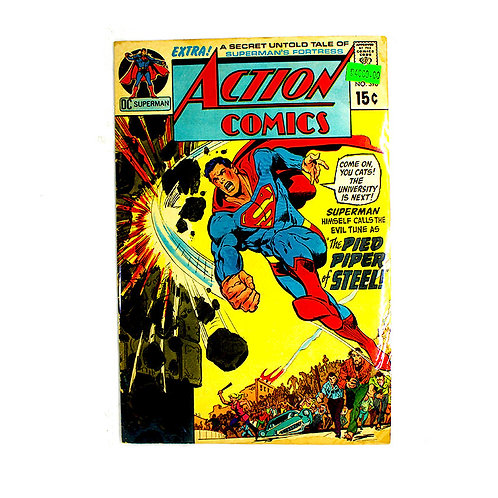 ACTION COMICS SUPERMAN NO. 398 MAR