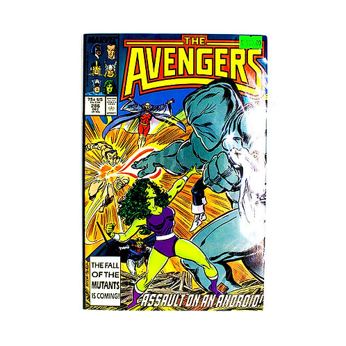 THE AVENGERS NO. 286 DEC