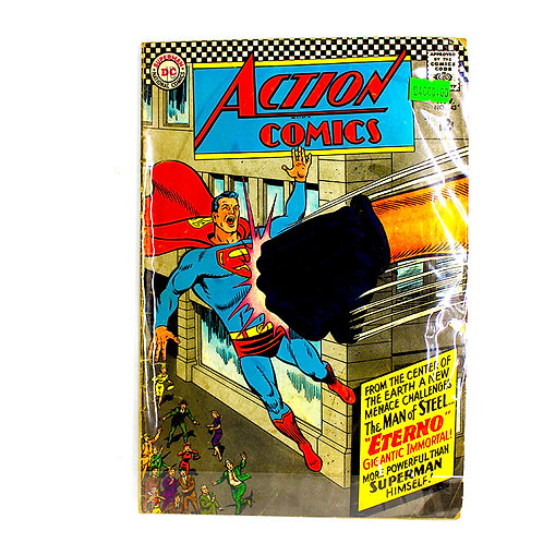 ACTION COMICS SUPERMAN NO.343 NOV
