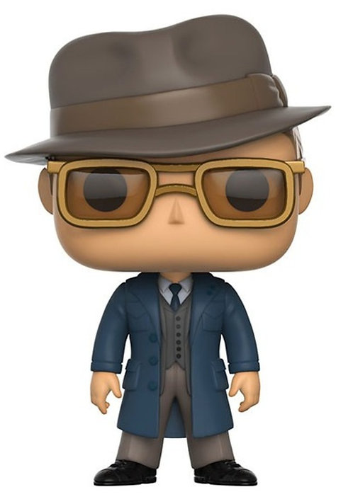 THE BLACKLIST FUNKO POP! TV RED REDDINGTON VINYL FIGURE #392