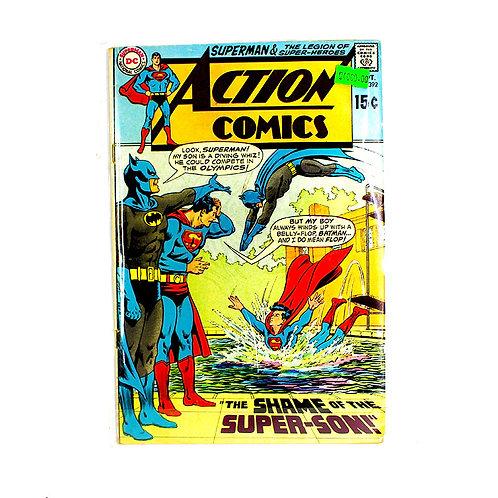 ACTION COMICS SUPERMAN NO. 392 SEP