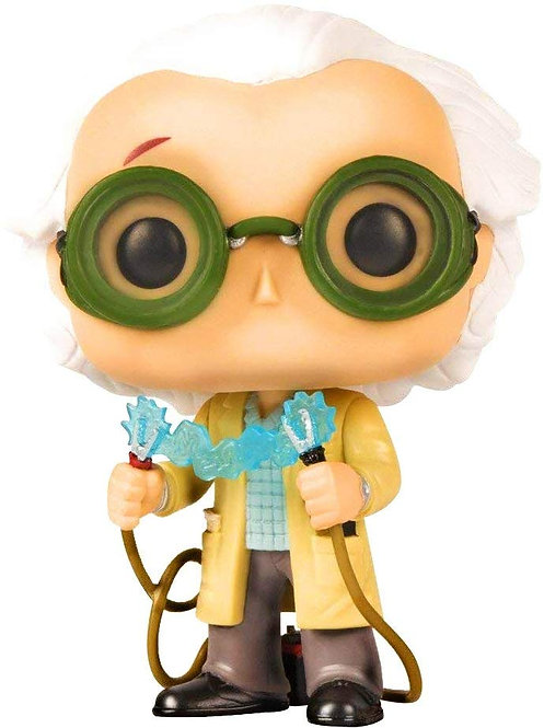 FUNKO POP! DR EMMETT BROWN #236