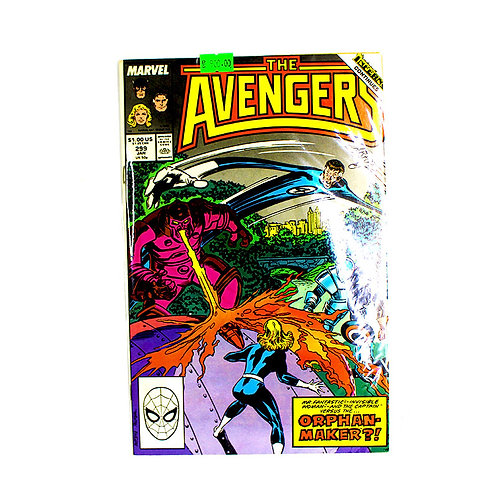 THE AVENGERS NO. 299 JAN