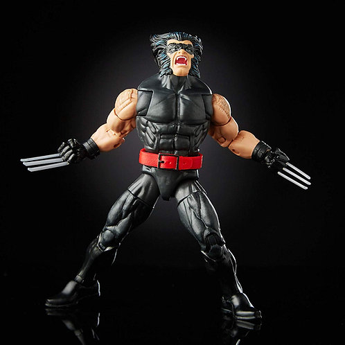 X-MEN RETRO MARVEL LEGENDS 6-INCH ACTION FIGURES WOLVERINE