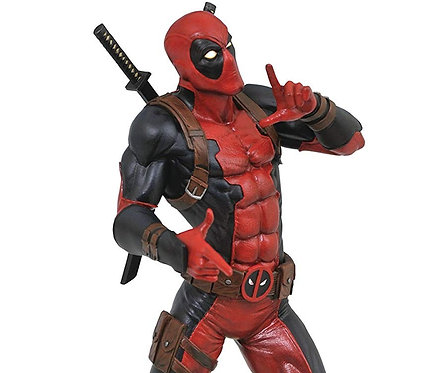 TACO TRUCK DEADPOOL – MARVEL GALLERY STATUE